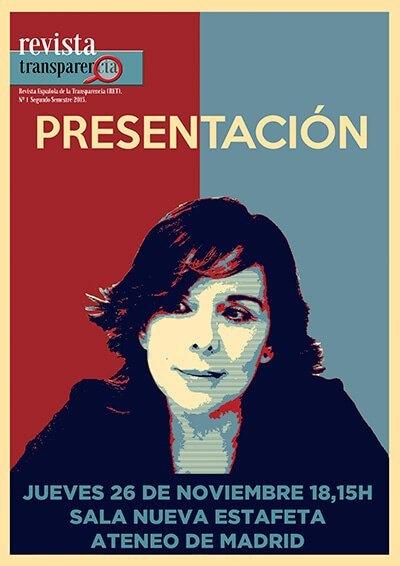 Presentación Revista Transparencia